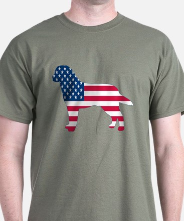 USA Labrador T-Shirt