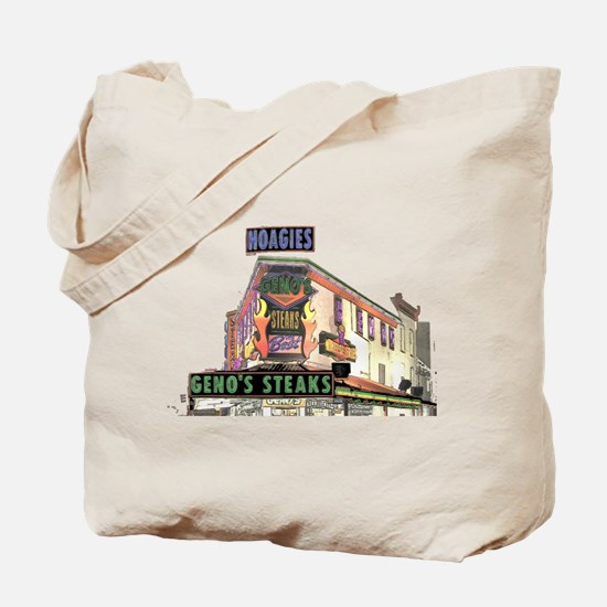 Cheese Steak Stand Tote Bag