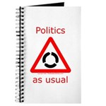 Politics as Usual Journal