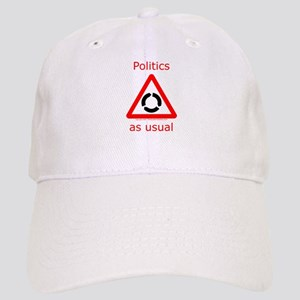 Politics as Usual Cap