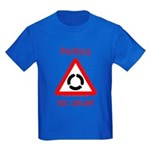 Politics as Usual Kids Dark T-Shirt