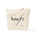 Outcast Rebel Tote Bag