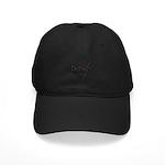 Outcast Rebel Black Cap