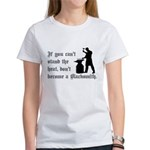 Can't Stand Heat Blacksmith Women's T-Shirt