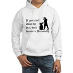 Can't Stand Heat Blacksmith Hooded Sweatshirt