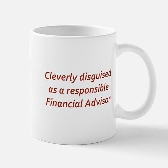 Financial Advisor Mug