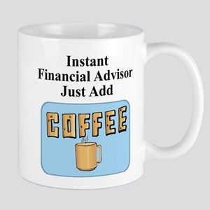 Financial Advisor Mug