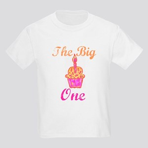1st Birthday Kids Light T-Shirt