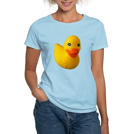 Rubber Ducky Women's Light T-Shirt