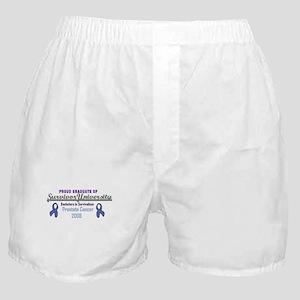 Survivor University Boxer Shorts
