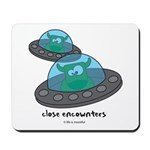 Close Encownters Mousepad