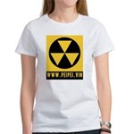 The Last Nuclear Fallout Sign Women's T-Shirt