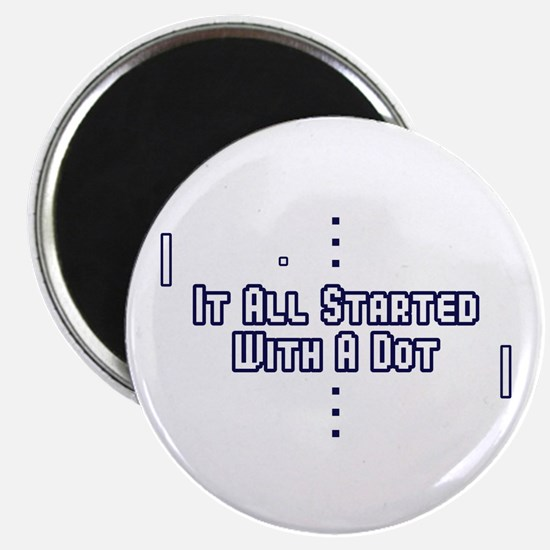 Funny Pong Saying Magnet