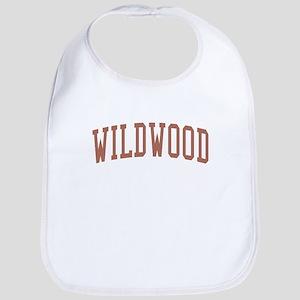 Wildwood New Jersey NJ Red Bib