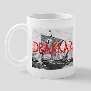 DRAKKAR (Tall Ship) Mug