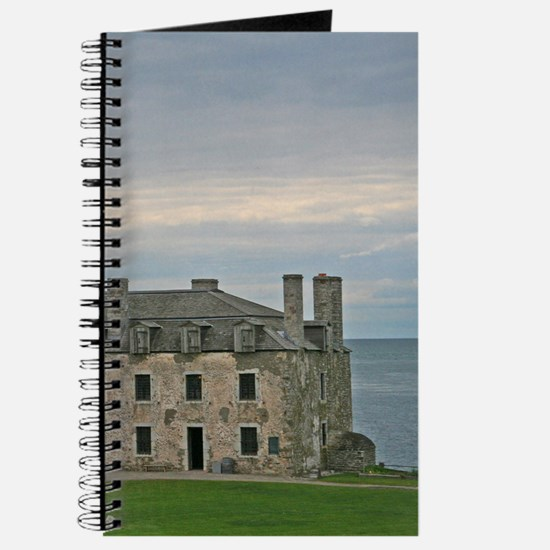 French Castle At Ft Niagara Journal