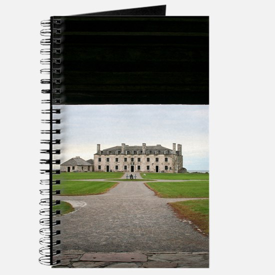 Old Fort Niagara Castle Journal