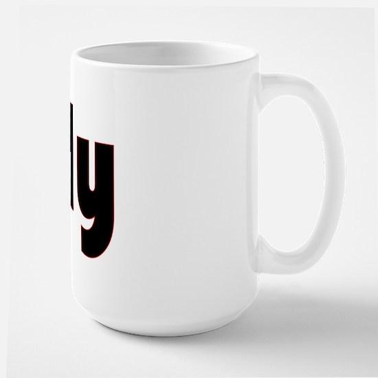 Lily Large Mug