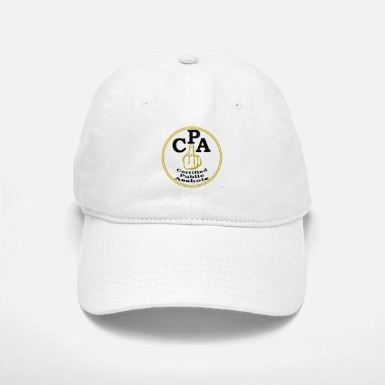 CPA Baseball Baseball Cap