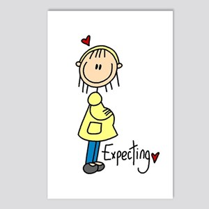 Expecting Baby Postcards (Package of 8)