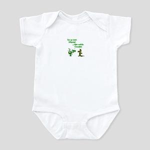 Alligator/ Crocodile Infant Bodysuit