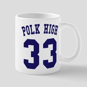 Team Polk High 33 Mug