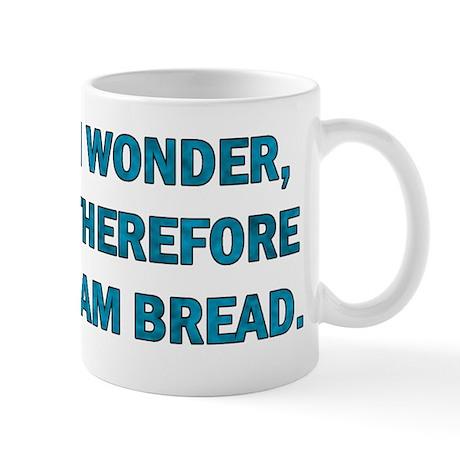 i wonder Mugs