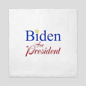 Biden For President Queen Duvet