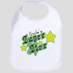 Uncle's Super Star Bib