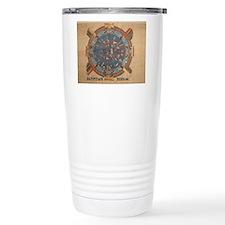 Egyptian Zodiac Stainless Steel Travel Mug