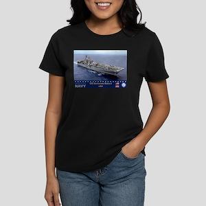 USS Bonhomme Richard LHD-6 Women's Dark T-Shirt