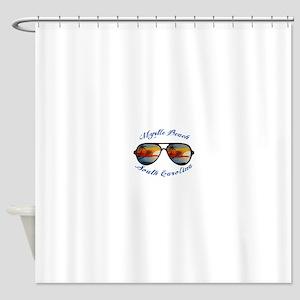 South Carolina - Myrtle Beach Shower Curtain