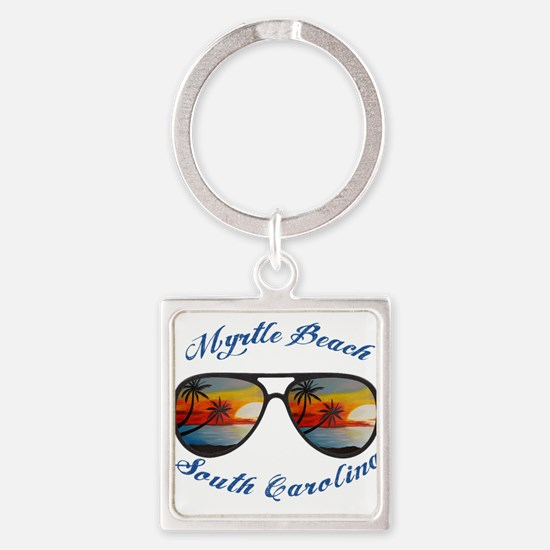 South Carolina - Myrtle Beach Keychains