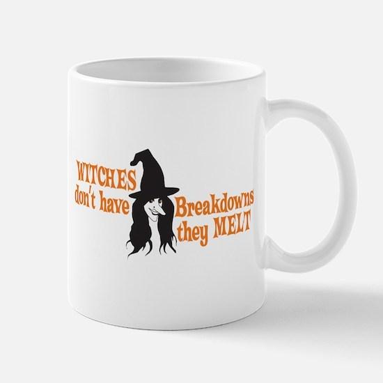 Witches Melt Mug