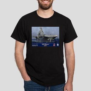 USS Boxer LHD-4 Dark T-Shirt