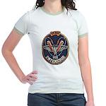 USS ENTEMEDOR Jr. Ringer T-Shirt