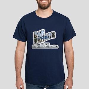 Bar Harbor Style Dark T-Shirt
