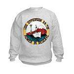 USS EPPERSON Kids Sweatshirt