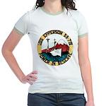 USS EPPERSON Jr. Ringer T-Shirt