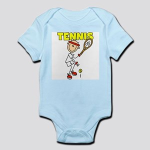 Male TENNIS Infant Bodysuit