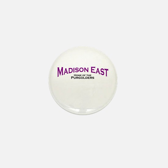 Madison East Purgolders Mini Button