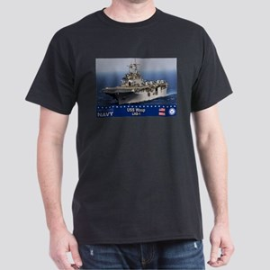 USS Wasp LHD-1 Dark T-Shirt