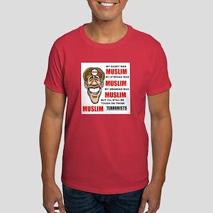 NOT MUSLIM? Dark T-Shirt