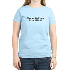 There's No Place Like 127.0.0 Women's Light T-Shir
