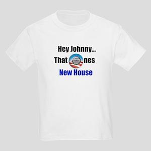 Obama's New House Kids Light T-Shirt