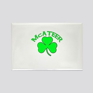 McAteer Rectangle Magnet