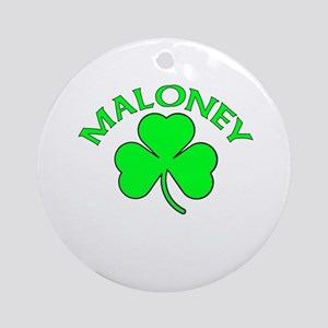 Maloney Ornament (Round)