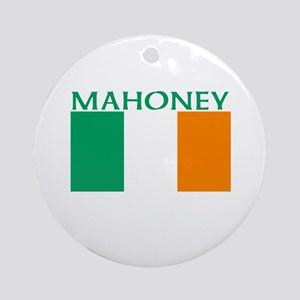 Mahoney Ornament (Round)