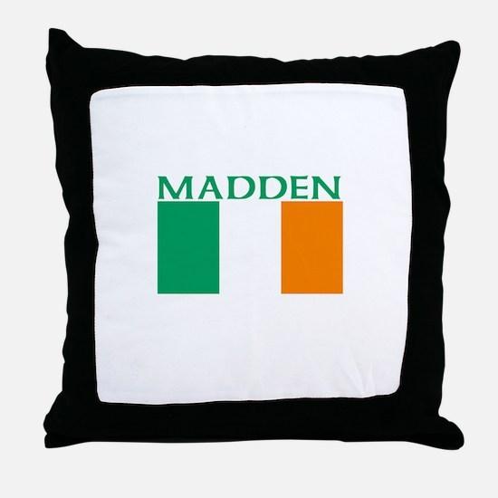 Madden Throw Pillow