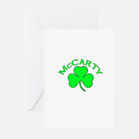 McCarty Greeting Cards (Pk of 10)